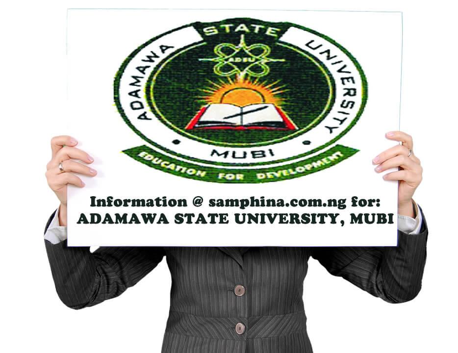 Adamawa State University ADSU