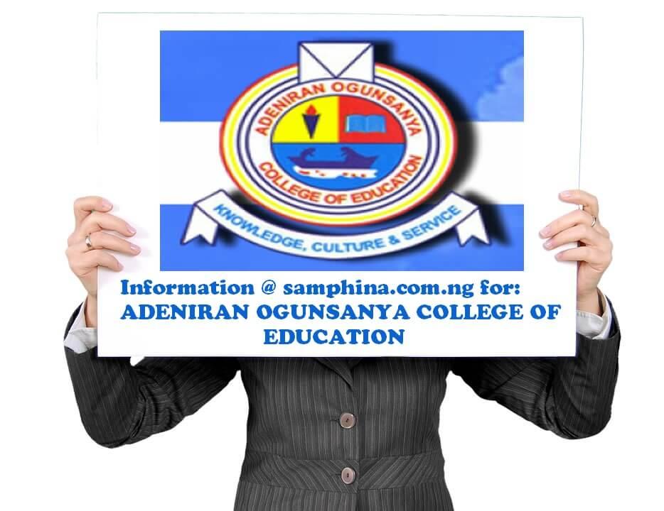 Adeniran College of Education