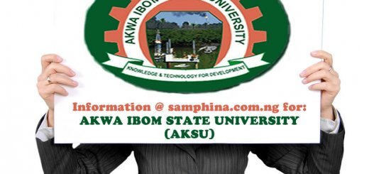 2019 Admission List for Akwa Ibom State University (AKSU)