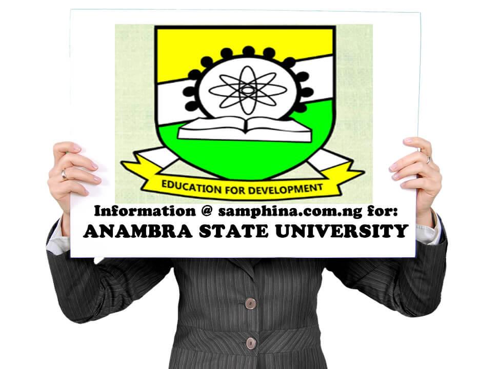 Anambra State University ANSU