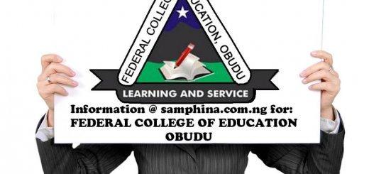 Federal College of Education Obudu