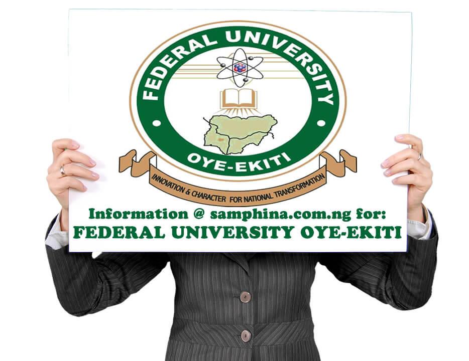 Federal University Oye Ekiti