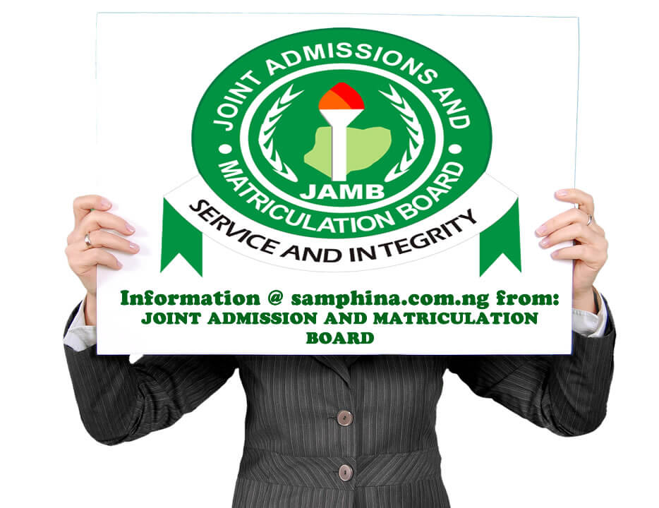 Jamb (Joint Admission and Matriculation Board)