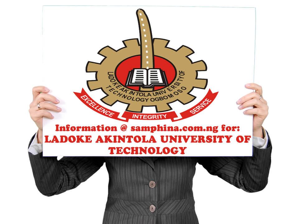 Ladoke Akintola University of Technology LAUTECH