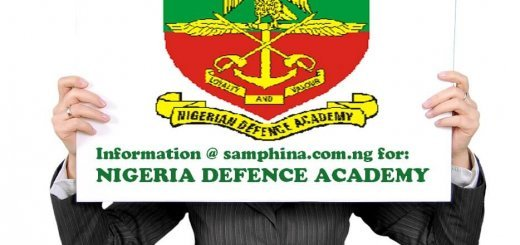 Nigerian Defence Academy NDA