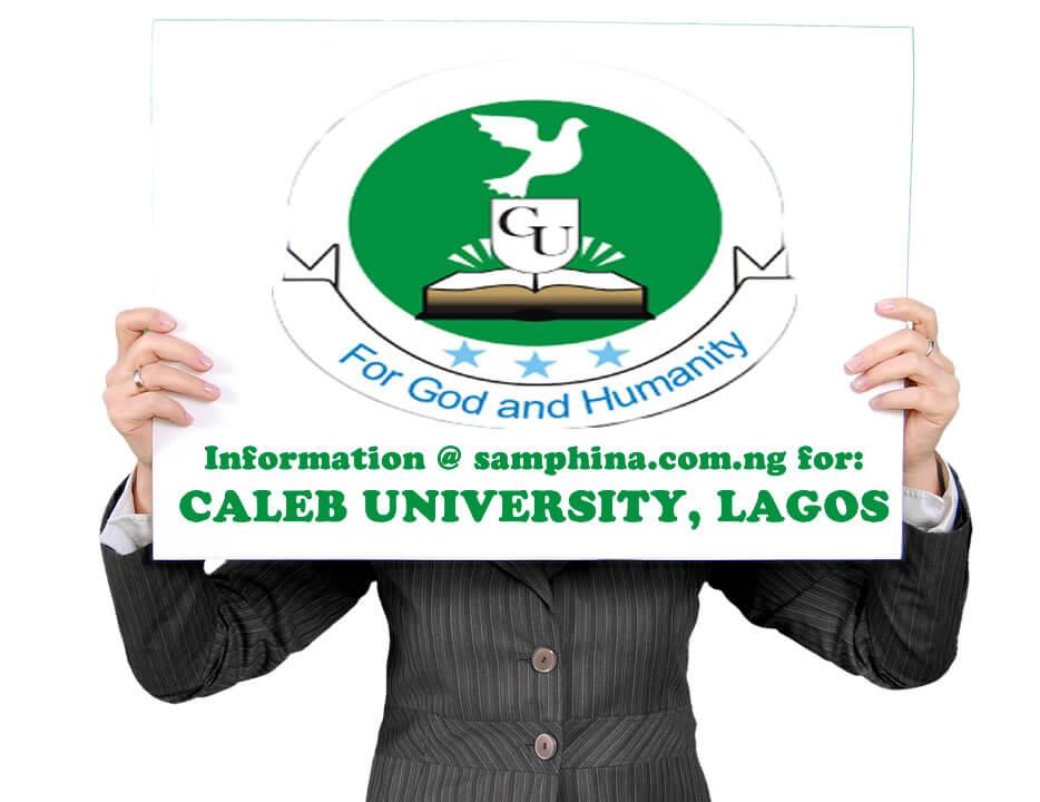 caleb university lagos