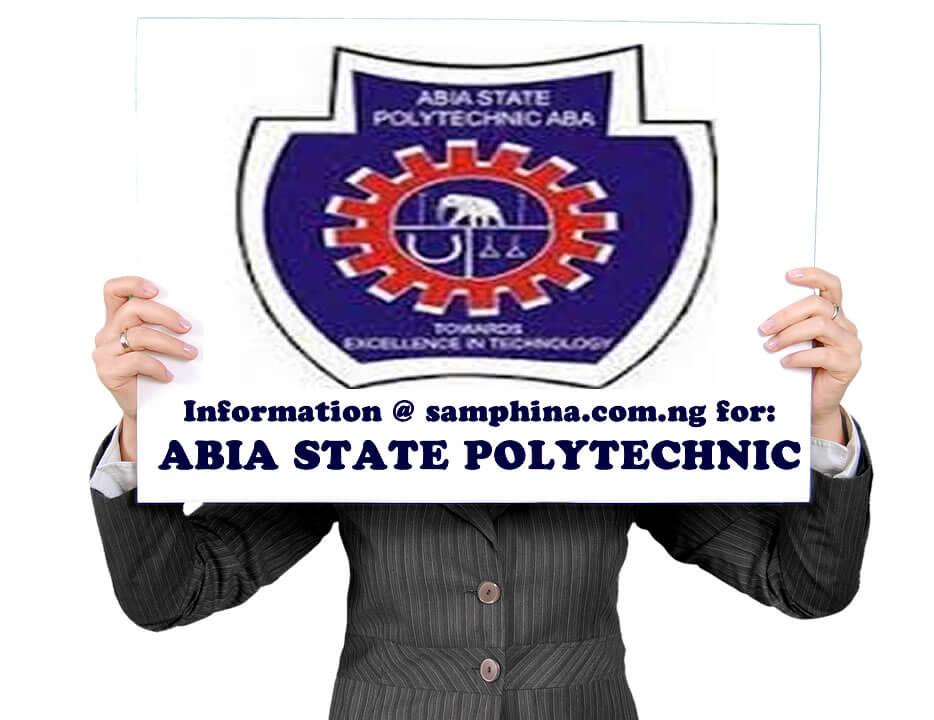 Abia State Polytechnic aspoly
