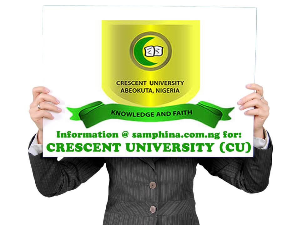 Crescent University CU