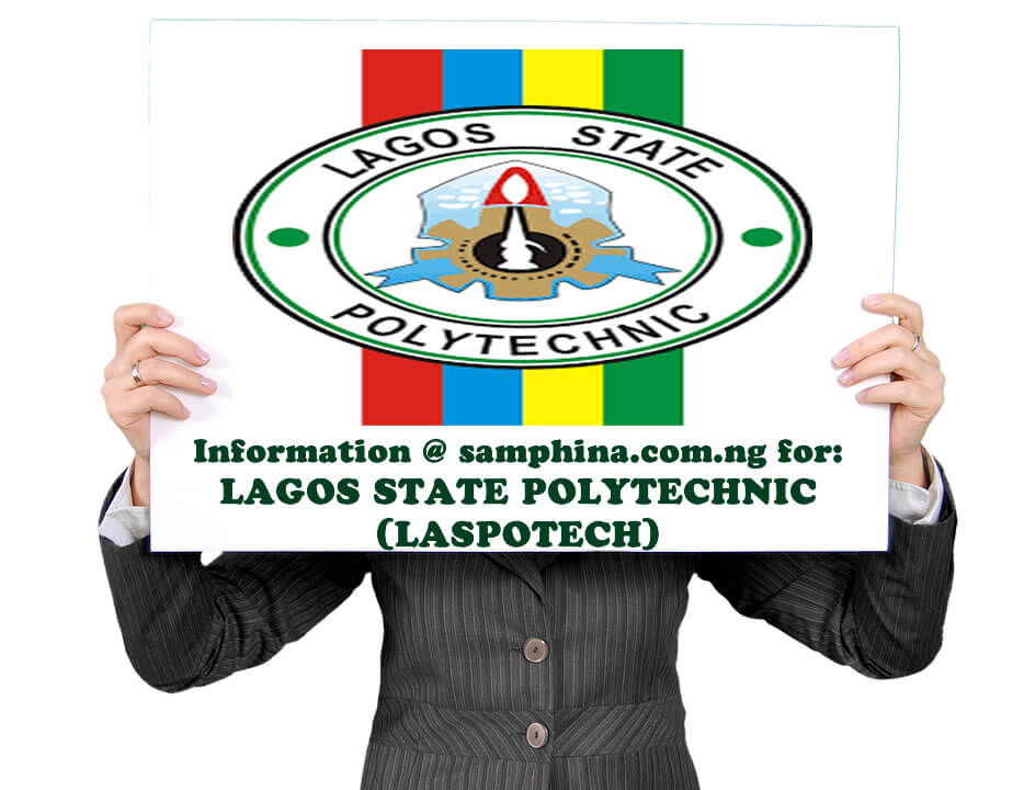 Pleasing 2019 Courses Offered In Lagos State Polytechnic Laspotech Download Free Architecture Designs Momecebritishbridgeorg