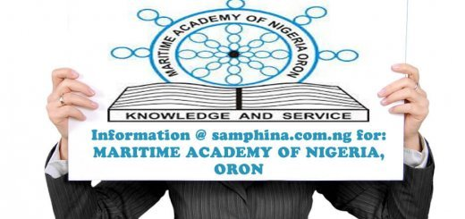 Maritime Academy of Nigeria Oron