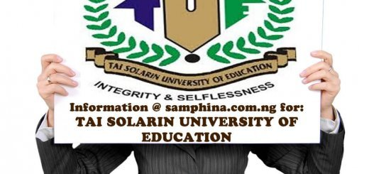 Tai Solarin University of Education TASUED