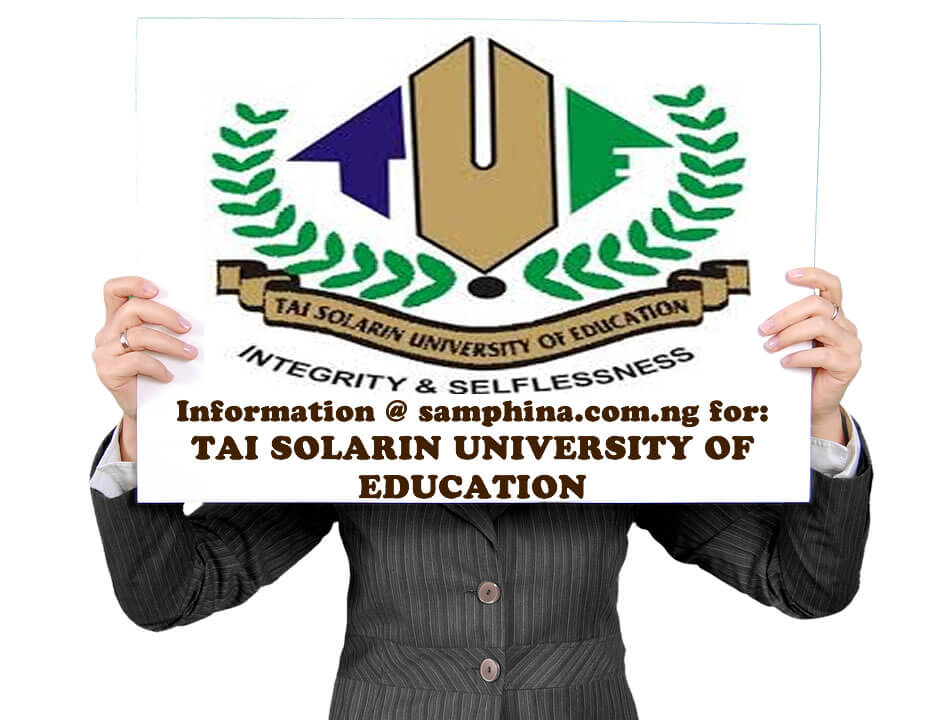 Tai Solarin University of Education TASUED