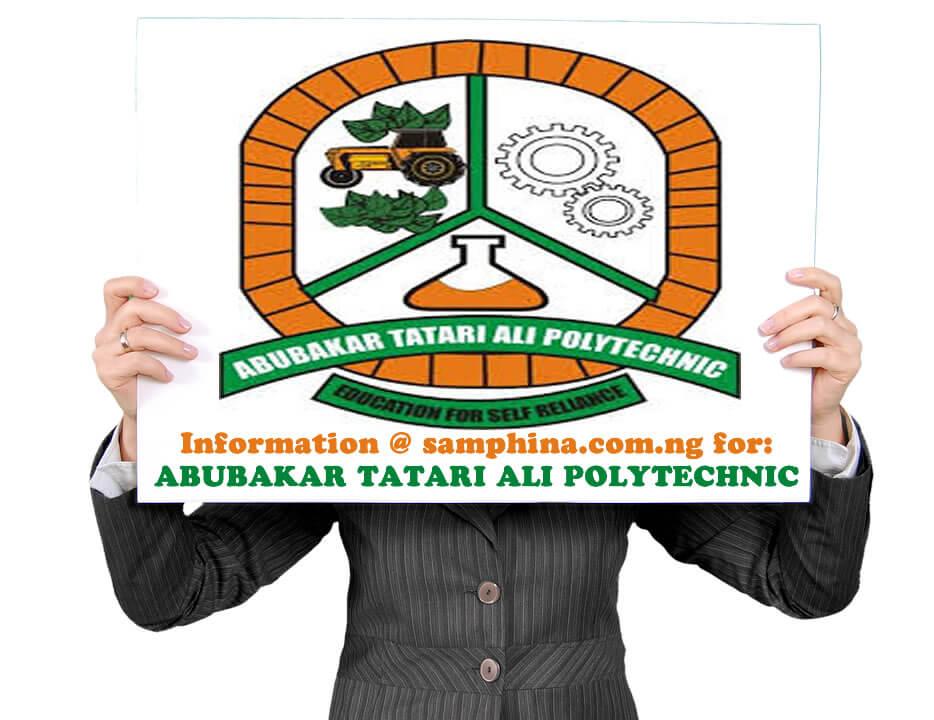 Abubakar Tatari Ali Polytechnic Bauchi