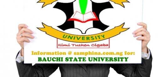 Bauchi State University Gadau Bauchi State