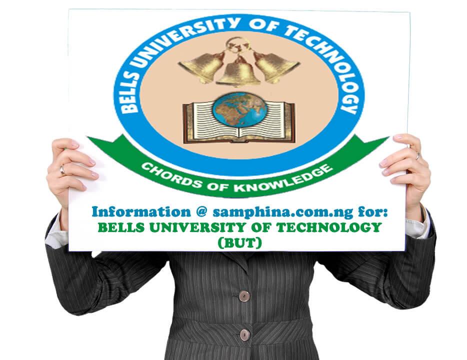Bells University of Technology Ogun State BUT