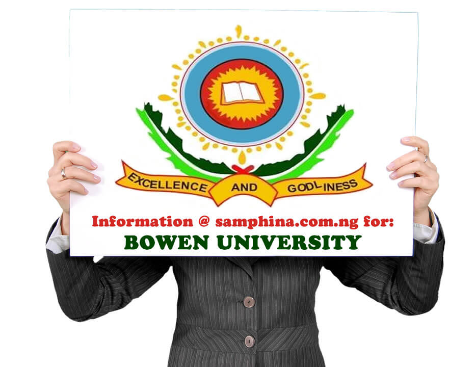Bowen University BU