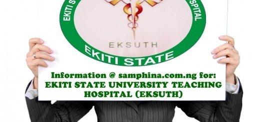 Ekiti State University Teaching Hospital EKSUTH