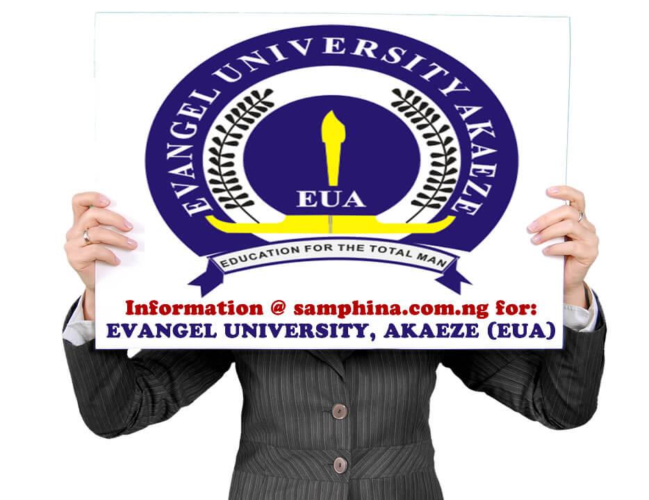 Evangel University Akaeze Ebonyi State EUA