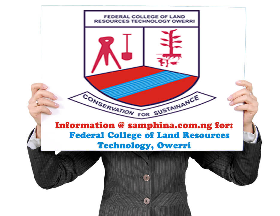Federal College of Land Resources Technology Owerri