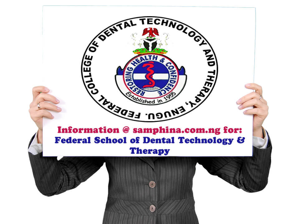 Federal School of Dental Technology Therapy