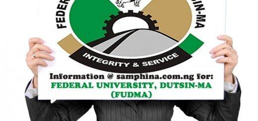 Federal University Dutsin Ma FUDMA