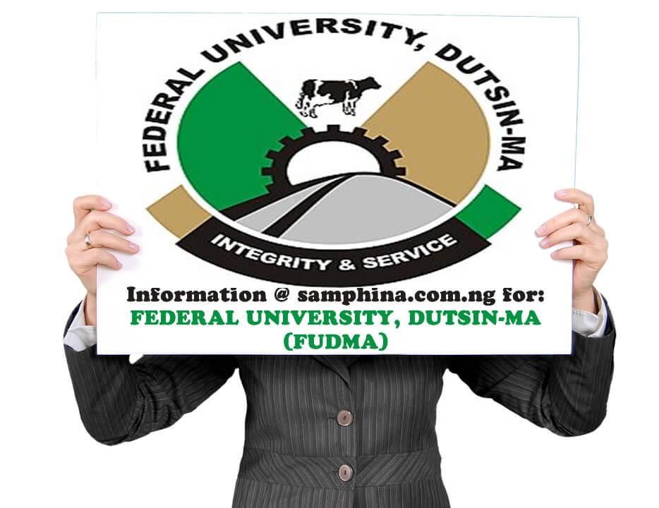 Federal University, Dutsin-Ma (FUDMA)