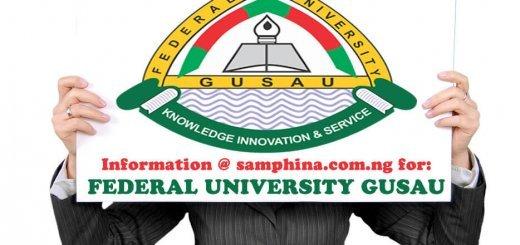 Federal University Gusau Zamfara State (FUGUS)