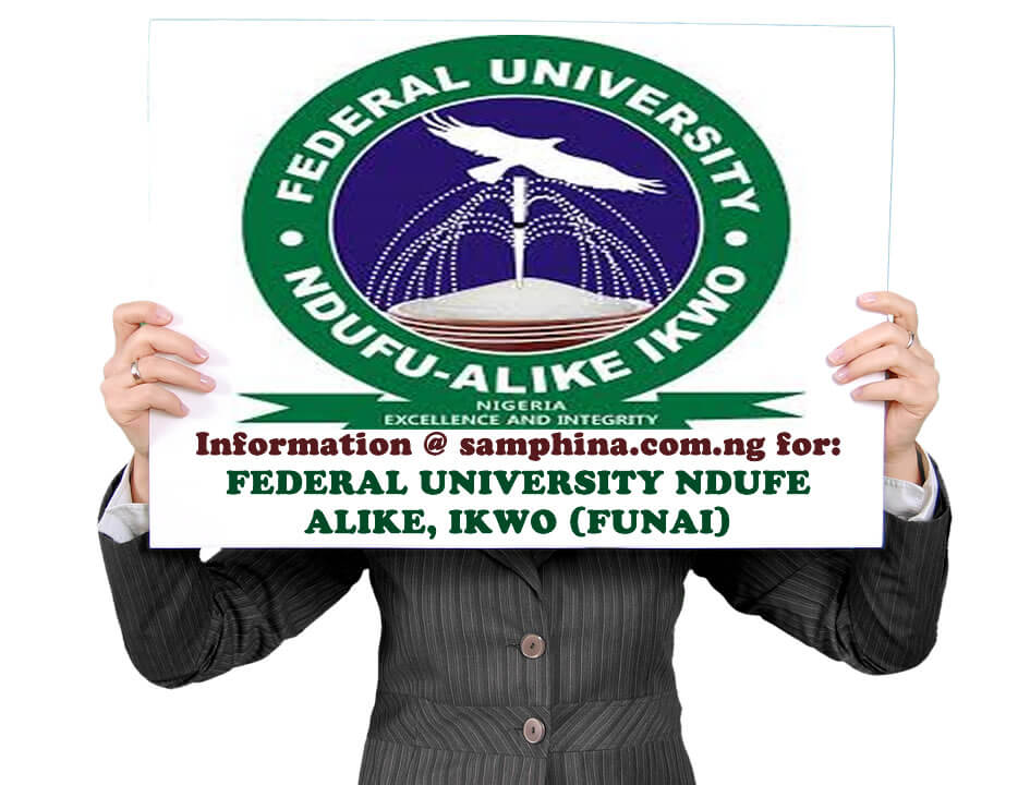 Federal University Ndufe Alike Ikwo FUNAI