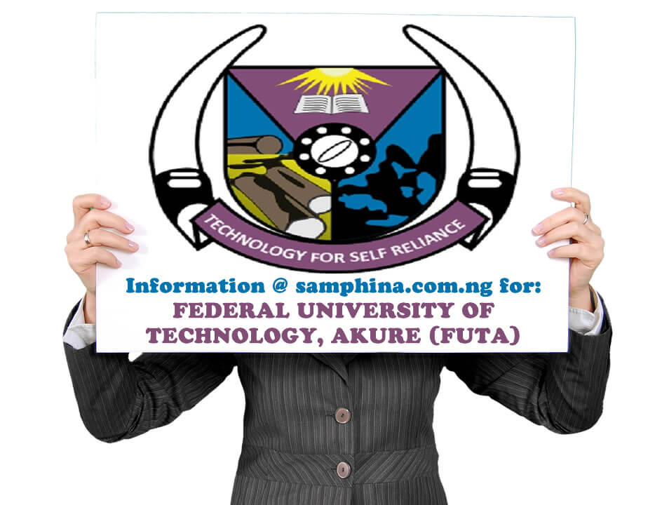 Federal University of Technology Akure FUTA