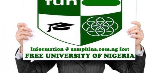 Free University of Nigeria FUN