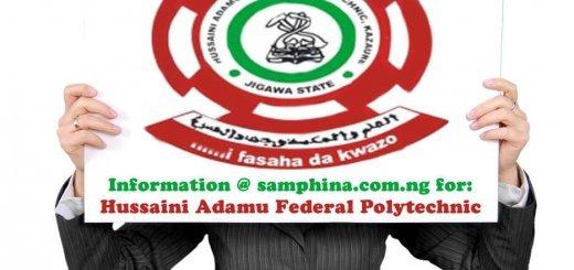 Hussaini Adamu Federal Polytechnic (HAFEDPOLY)