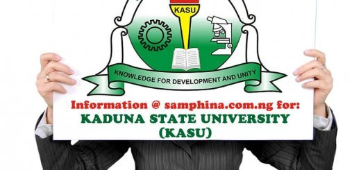 Kaduna State University KASU
