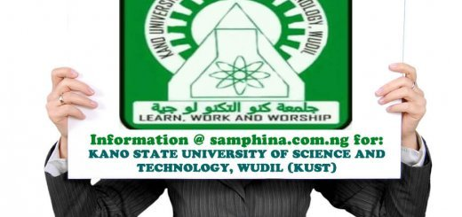Kano State University of Science and Technology Wudil KUST