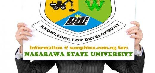 Nasarawa State University Keffi NSUK