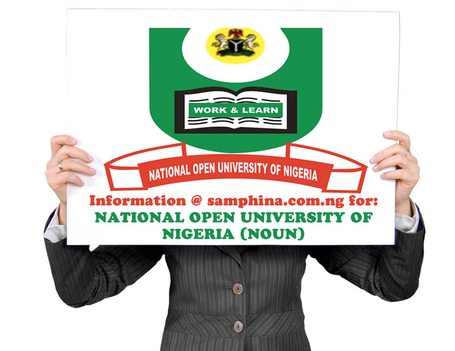 National Open University of Nigeria NOUN