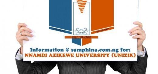 Nnamdi Azikiwe University UNIZIK