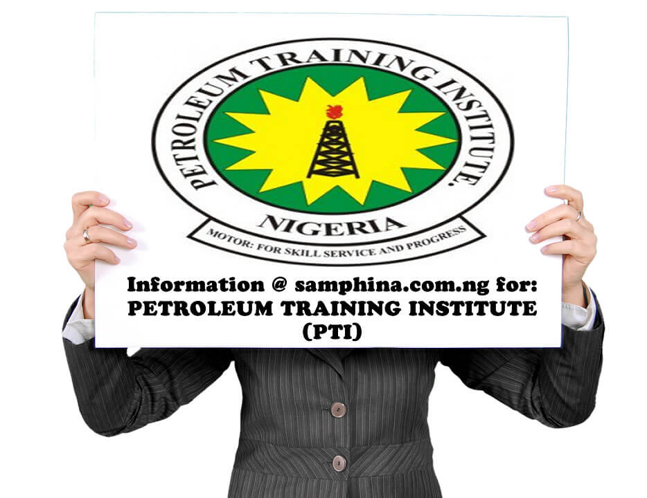Petroleum Training Institute PTI