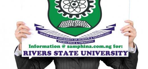 Rivers State University Port Harcourt RSUST