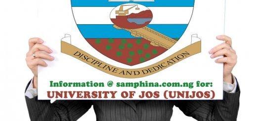 University of Jos UNIJOS