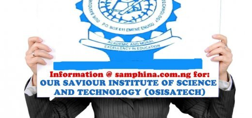 Our Saviour Institute of Science and Technology OSISATECH