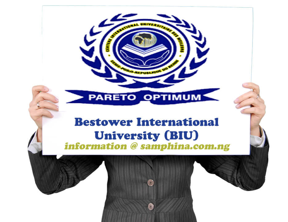 Bestower International University BIU