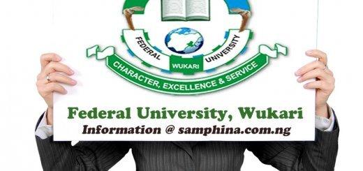 Federal University Wukari FUW