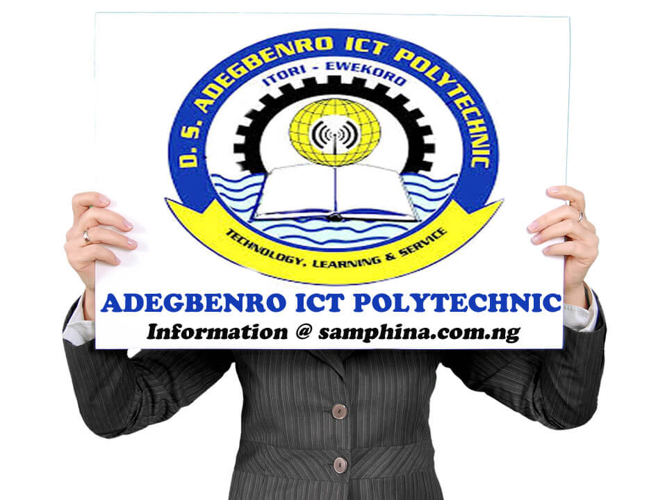 ADEGBENRO ICT POLYTECHNIC