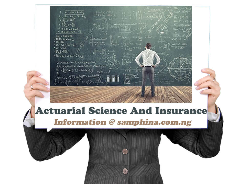 Actuarial Science And Insurance