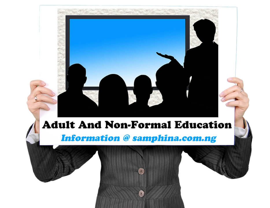 Adult And Non Formal Education