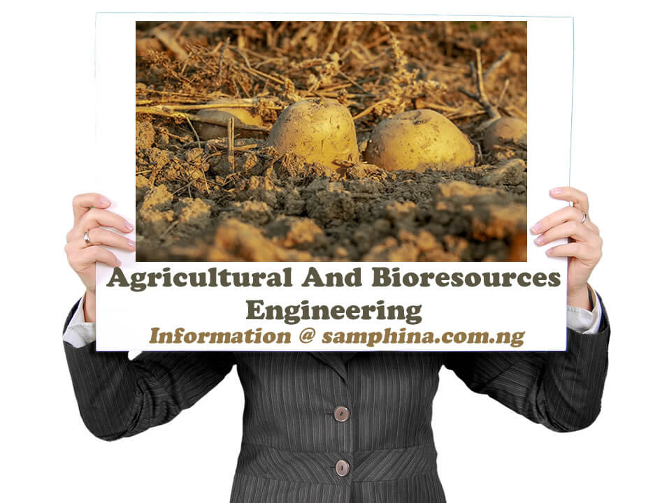 Agricultural And Bioresources Engineering