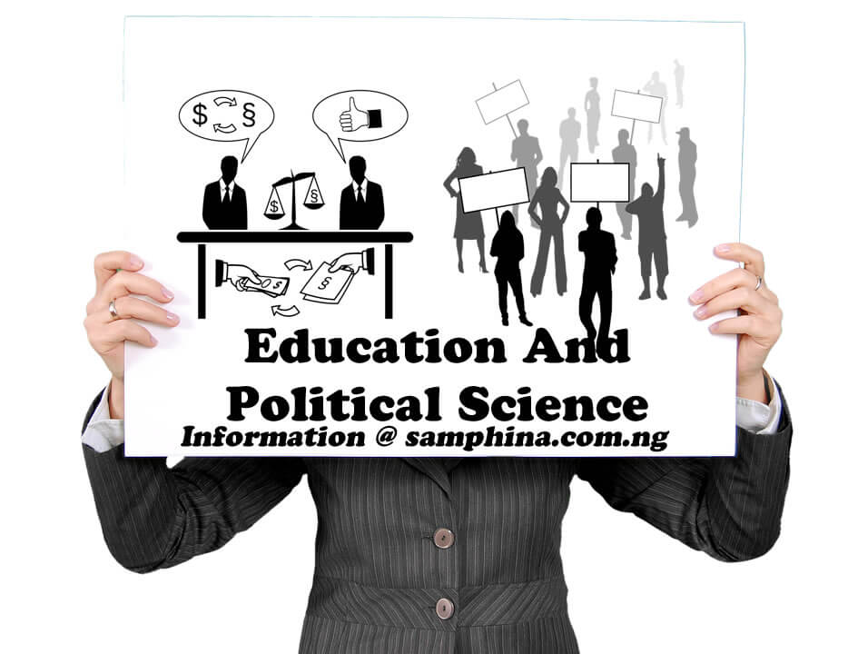 Education And Political Science