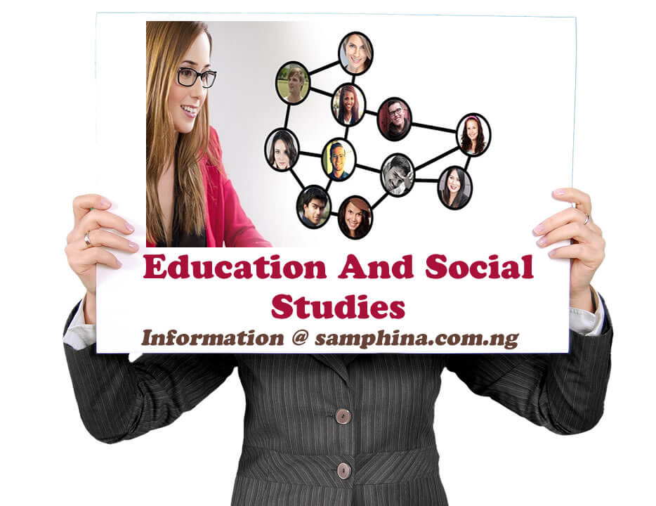Education And Social Studies