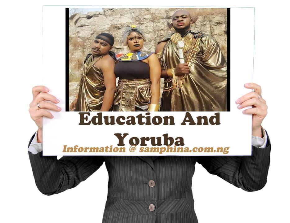 Education And Yoruba