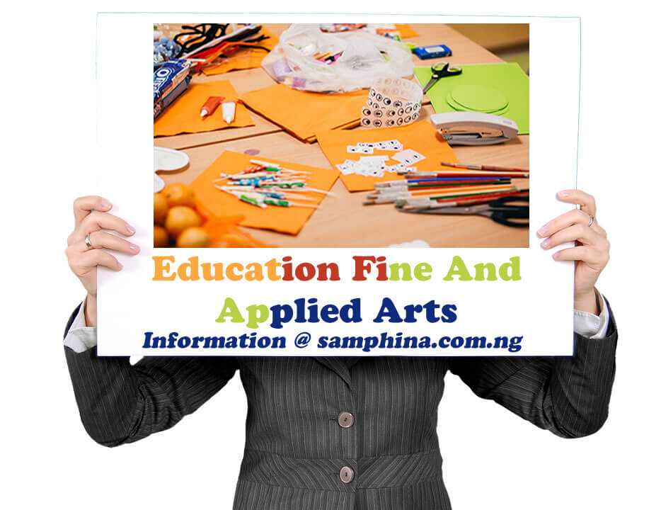 Education Fine And Applied Arts